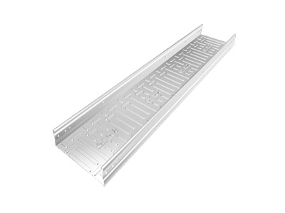 Groove cable tray