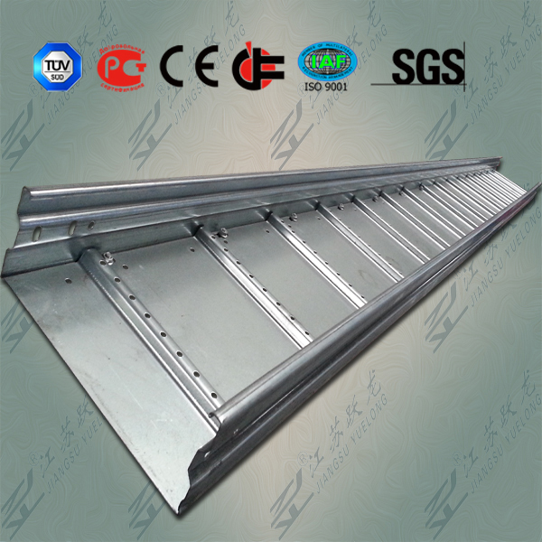 Galvanized Sheet Tray Cable Tray with CE
