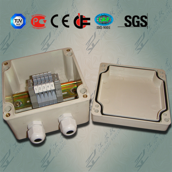 PC Terminal Junction Box with CE